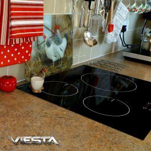Bếp hồng ngoại 3 vùng nấu Viesta I3Z