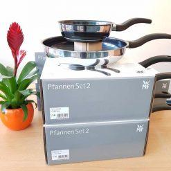 Set 2 chảo WMF size 18 và size 28 - đồ dùng nhà bếp cao cấp