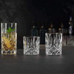 Bộ 18 cốc pha lê Nachtmann Noblesse