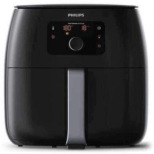 Nồi chiên không dầu Philips XXL model bảng điện tử digital