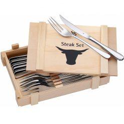 Set dao dĩa Steak Set chuyên dụng