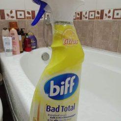 Nước tẩy rửa Toilet Biff Bad Total