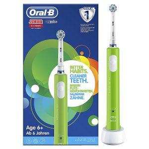 Bàn chải điện Oral-B Junior cho các bé 6+