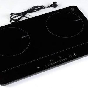 Bếp từ đôi đặt dương K&H DIN-3502S