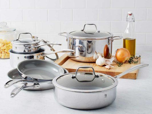 Bộ nồi nấu bếp từ cao cấp từ Đức - giá rẻ nhất thị trường