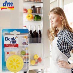 Sáp thơm khử mùi tủ lạnh Denkmit