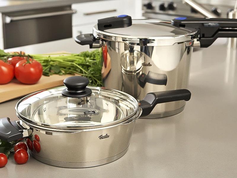 Bộ nồi nấu bếp từ cao cấp, thiết kế đẹp, dùng trọn đời