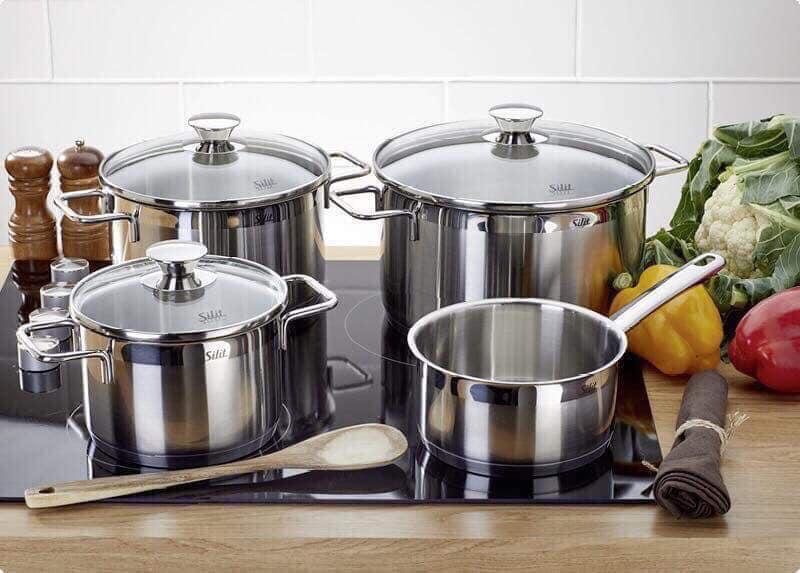 Mua bộ nồi bếp từ chất lượng ở đâu?