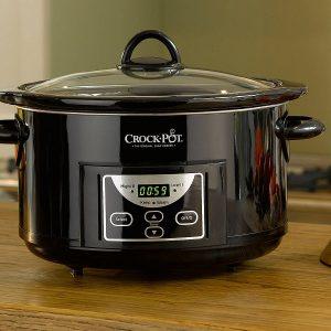 Nồi nấu chậm Crock Pot 4,7 lít