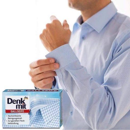 Xà phòng làm sạch cổ áo sơ mi Denkmit