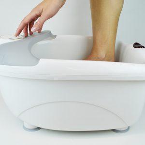 Bồn massage ngâm chân Medisana FS885 tự làm nóng nước