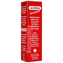 Kem đánh răng Ajona - Loại bỏ cao răng và chống viêm