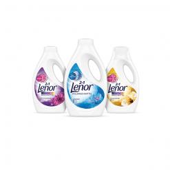 Nước giặt đậm đặc Lenor 2 in 1