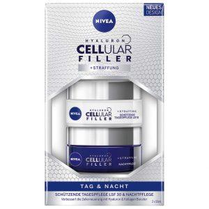 Bộ kem dưỡng da chống lão hóa Nivea Cellular Filler