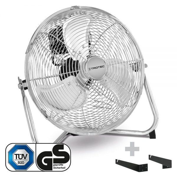 Quạt Trotec TVM12 màu bạc